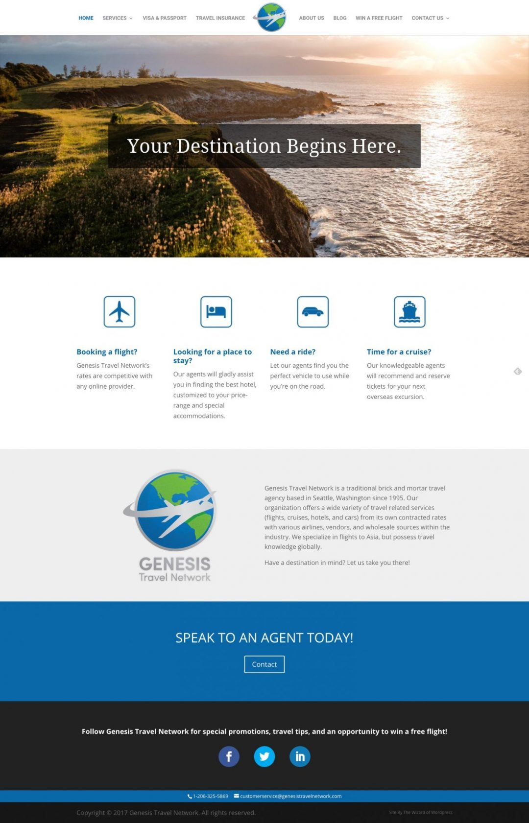 Genesis Travel Network
