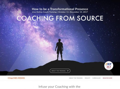 Coaching From Source