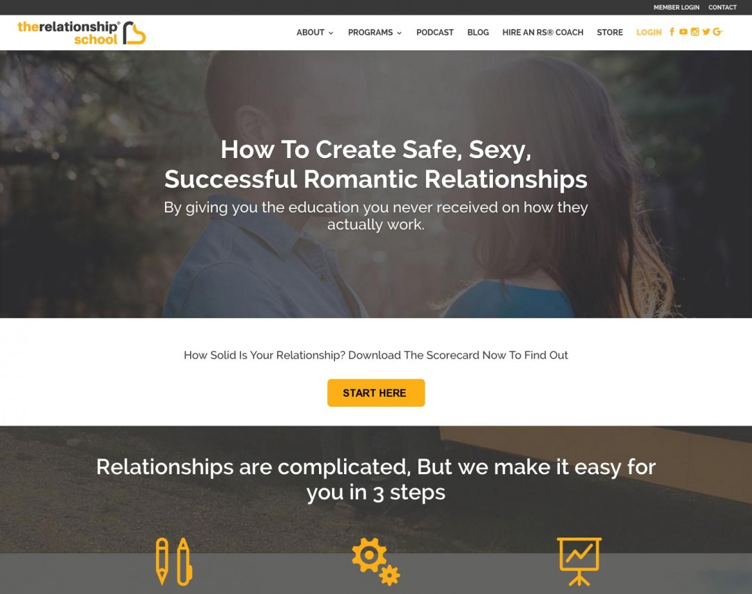 The Relationship School
