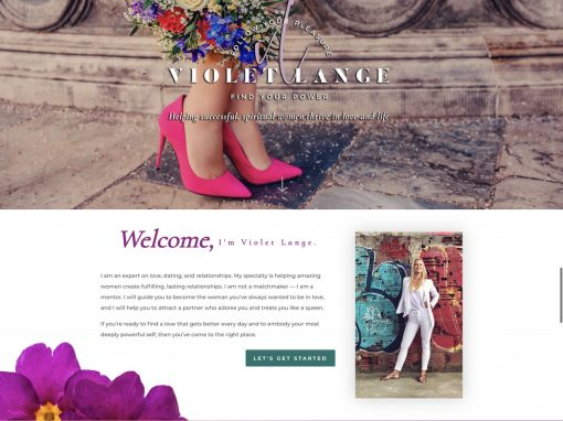 VioletLange.com